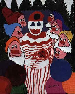 lukisan pembunuh berantai