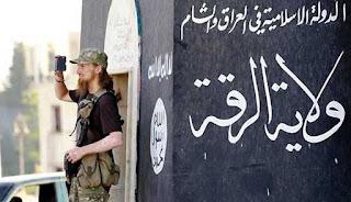 ولاية داعش ولاية الرقة الدولة الاسلامية في العراق والشام