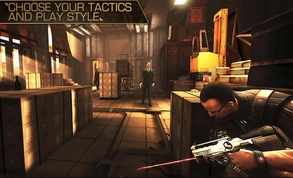 Deus Ex: The Fall v0.0.32 Apk