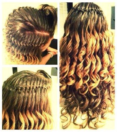 Wonderful We Love Half Up Hairstyles For Teens And Girls  Cute Back To School Hairstyle,