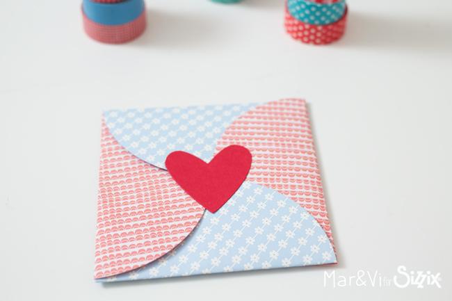 Busta regalo San Valentino