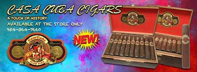 The Highly Rated Casa Cuba Cigar