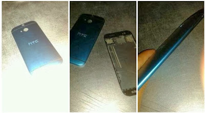 Leaked photos and Description HTC M8