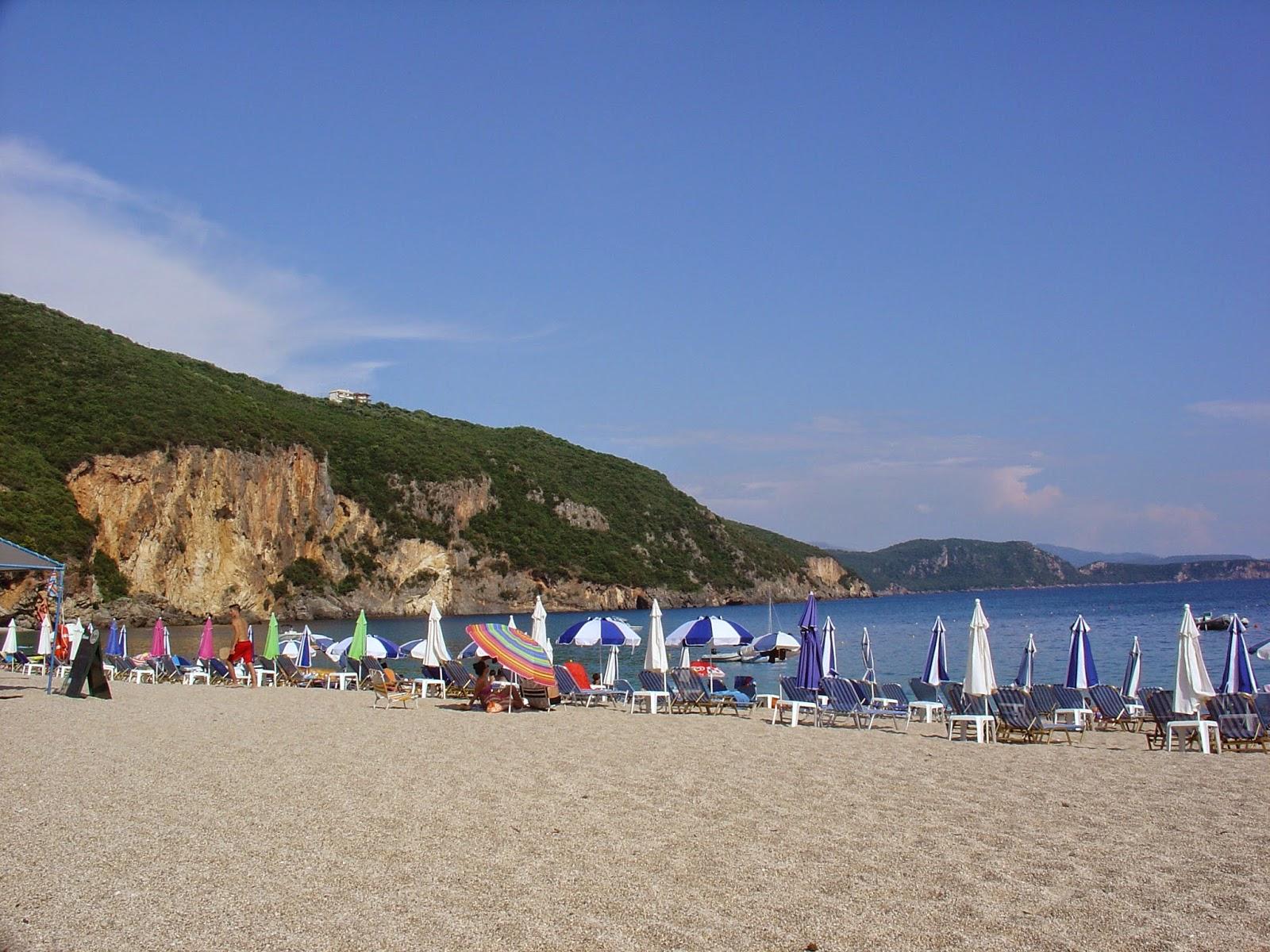 Παραλία Λίχνος- Πάργα