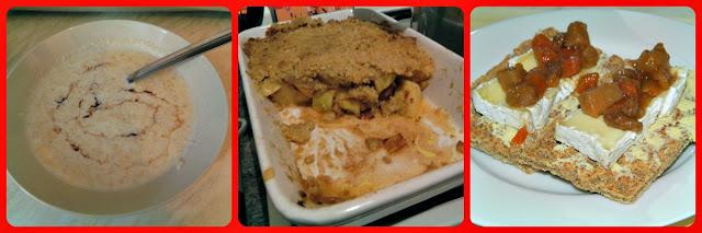 Mumsnet Wholegrain Challenge Oats Porridge Crumble Rye Crispbreads
