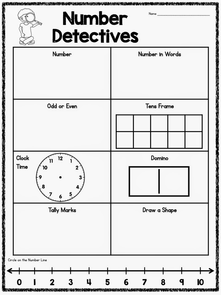 Your students are going to love the number detective activities we ...