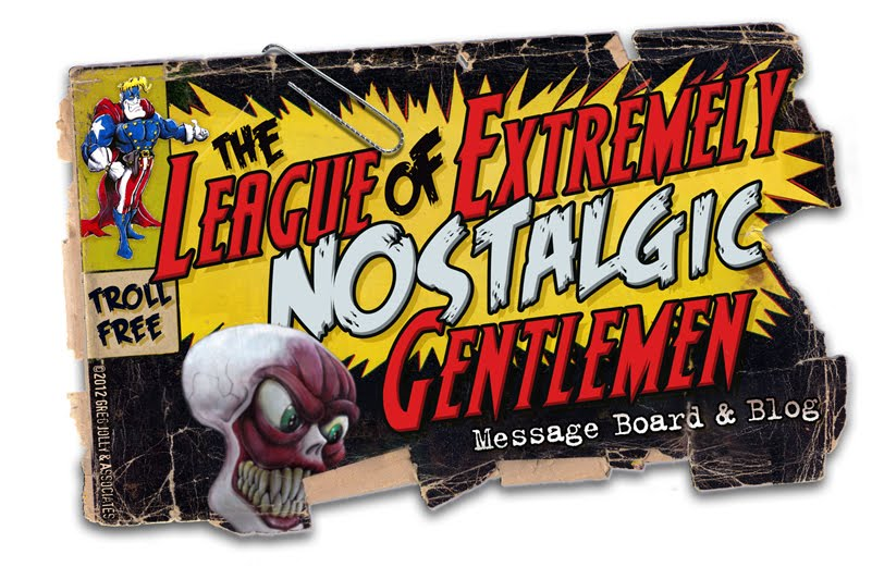 The League of Extremely Nostalgic Gentlemen