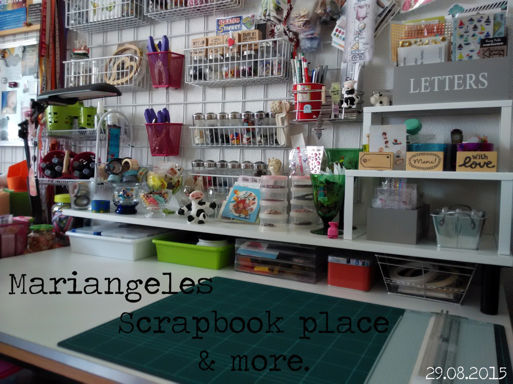 Mariangeles Scrapbook place & more