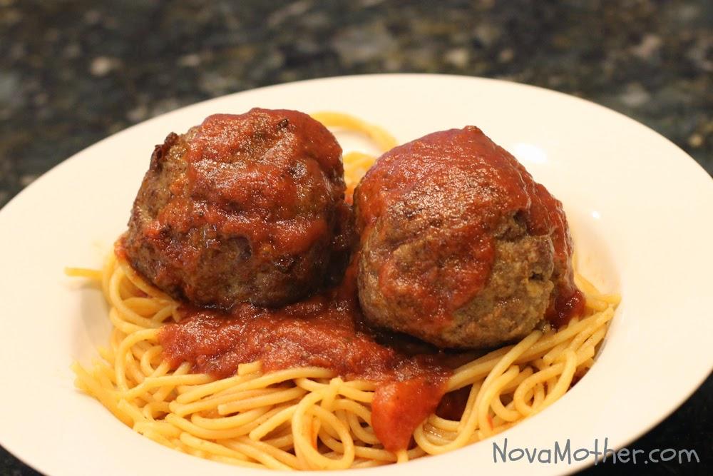 Easy Homemade Italian Style Meatballs Recipe