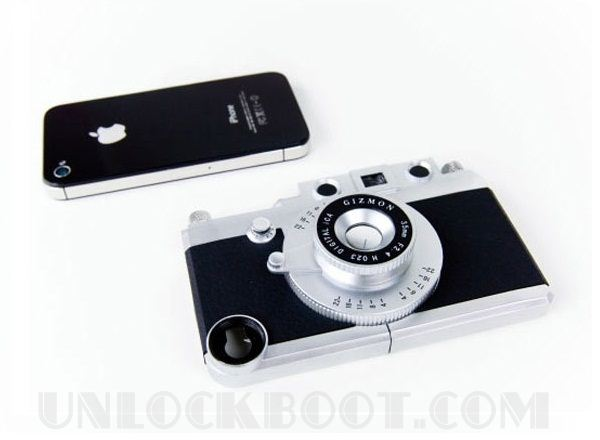 Rangefinder for iPhone