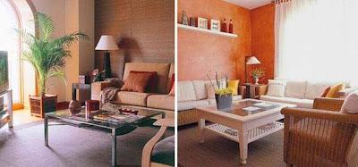 Soft Bright Living Room Color Ideas