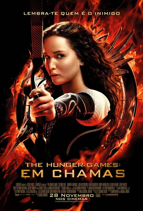 The Hunger Games: Catching Fire [The Hunger Games: Em Chamas]