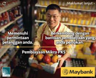 SME Micro FInance - Maybank