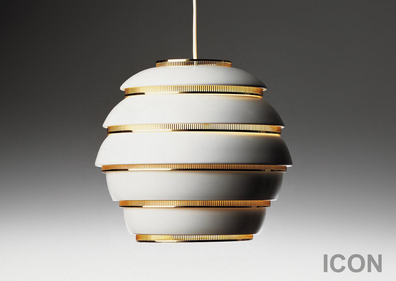 beehive a331 by artek beehive pendant light artek lamp by alvar aalto. Black Bedroom Furniture Sets. Home Design Ideas
