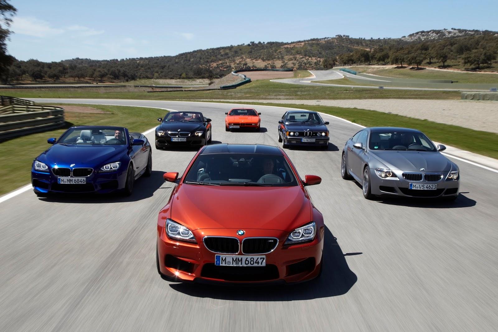 BMWの壁紙 M6