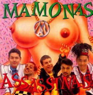 Mamonas Assassinas CD Capa