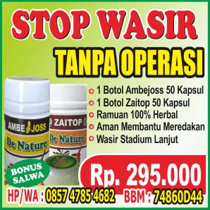STOP Wasir