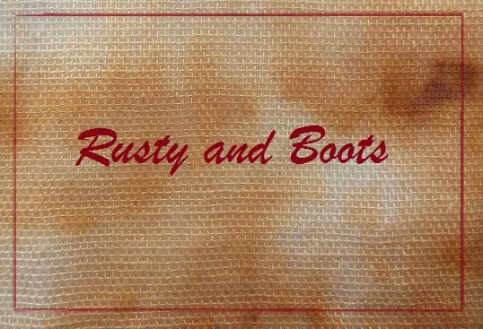 Rusty and Boots