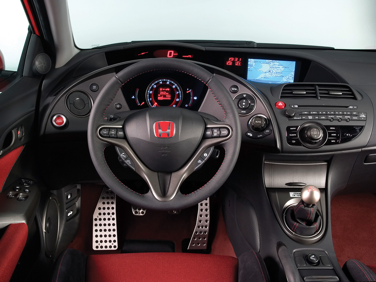 honda civic 9 type r 2015 2017 topic officiel page. Black Bedroom Furniture Sets. Home Design Ideas