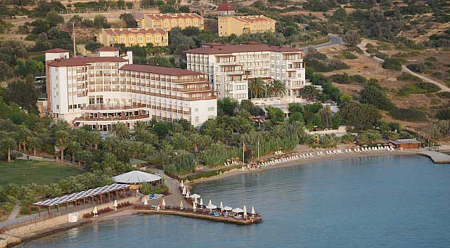 Kerasus Hotel Çeşme