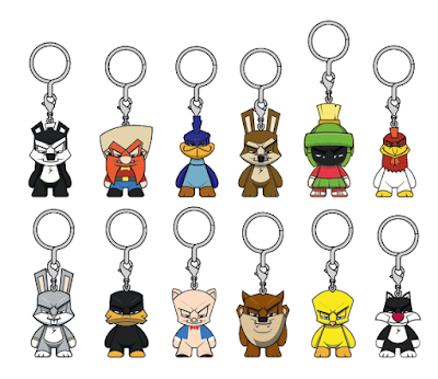 Looney Tunes Keychains Blind Box Series by Kidrobot