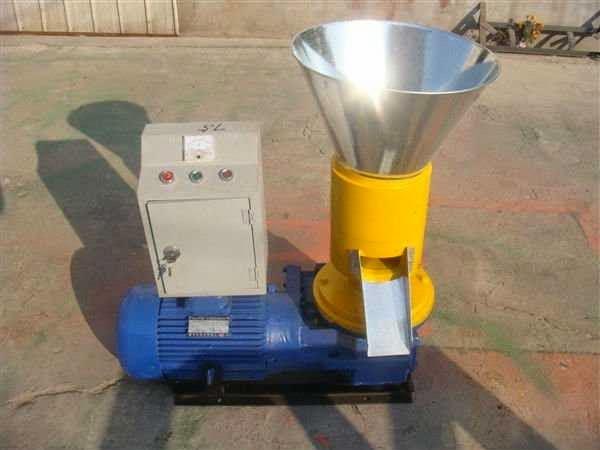 Pellet making machine may