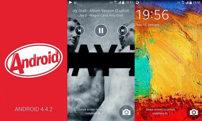 Samsung Galaxy Note 3 Exynos gets KitKat Update