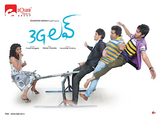 3g Love Movie Wallpapers