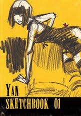Sketchbook 01- Edition numérotée