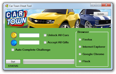 Car Town cheat engine Tool ~ BestHacks and Keygens