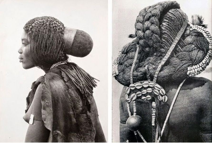 The Braided African Rapunzels Amp Other Tribal Trends Art