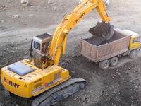 Excavator CE1250-7 (Face-shovel)