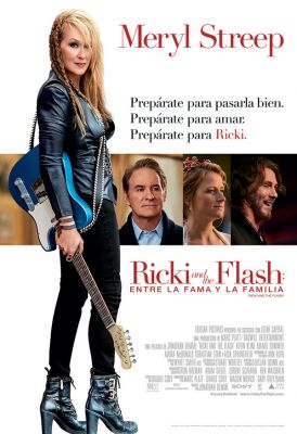 RICKI And The FLASH (2015) Ver online