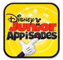 Disney Junior Appisodes App Icon Logo By Disney - FreeApps.ws