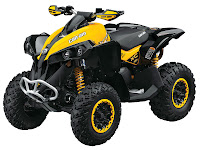 2013 Can-Am Renegade Xxc 800R ATV pictures 2