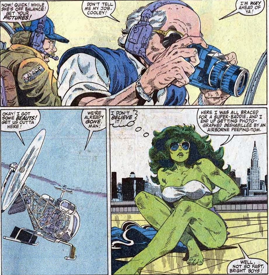 She Hulk Strength Yup, the she-hulk fell prey to