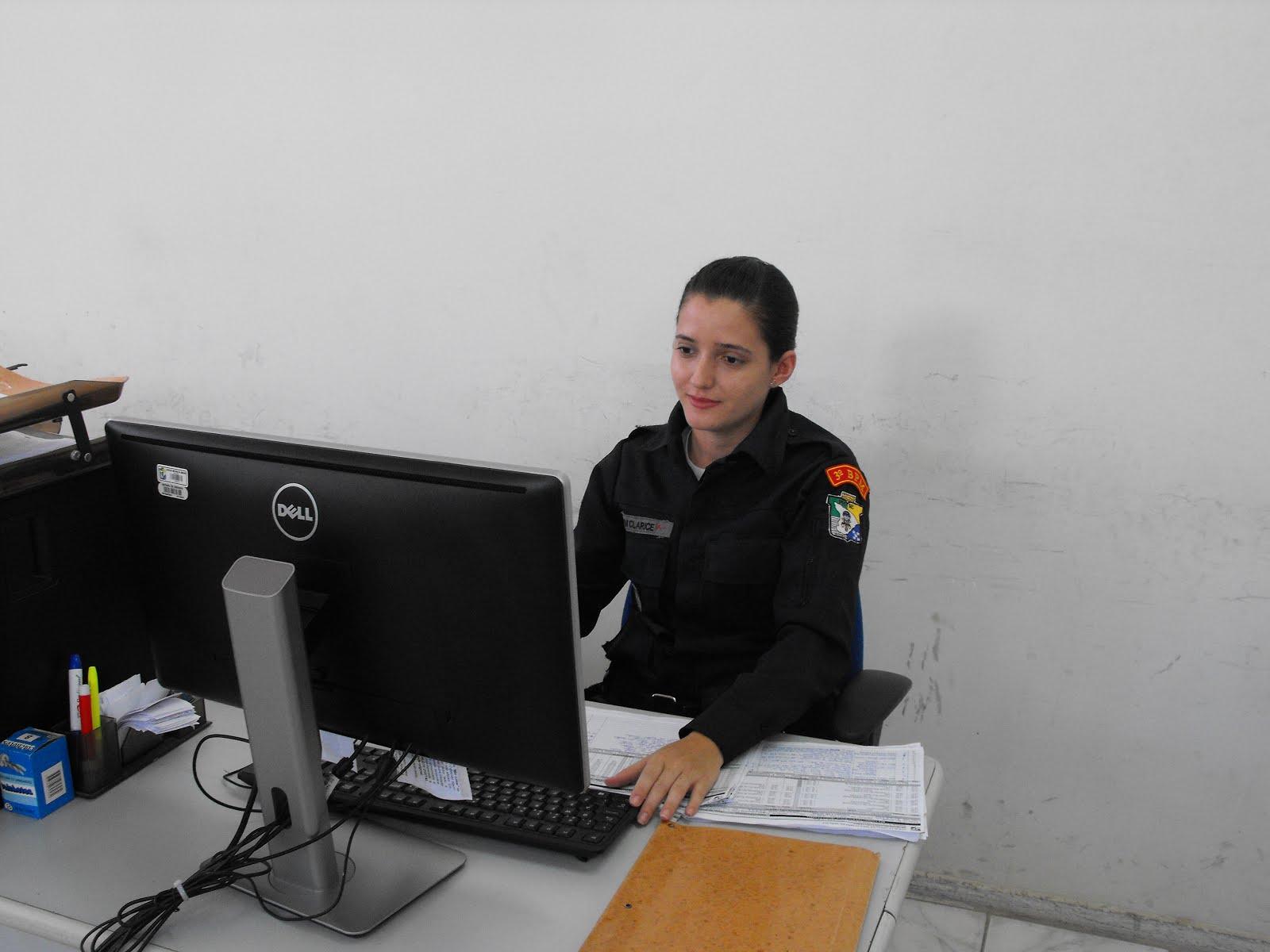 POLICIAL DA AJUDÂNCIA DO COMANDO DA UNIDADE