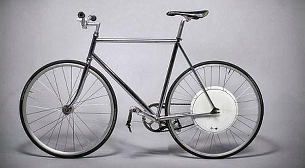 Sepeda Mempunyai Mesin Motor dan Bebas Polusi