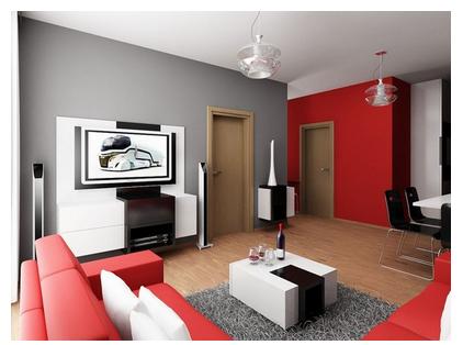 Desain interior ruangan rumah minimalis type 36