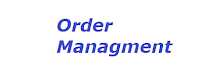Oracle Order Managment