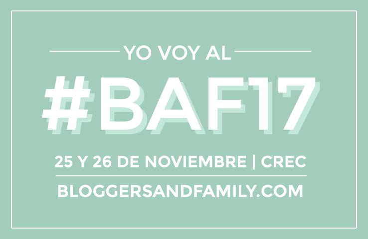 Yo voy al #BAF, ¿y tú?