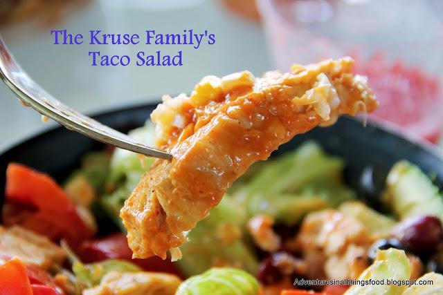 Kruse Family Taco Salad