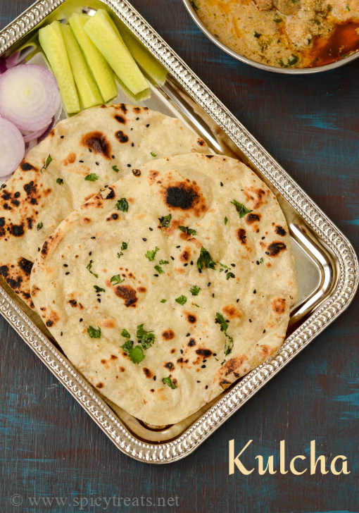 How To Make Kulcha