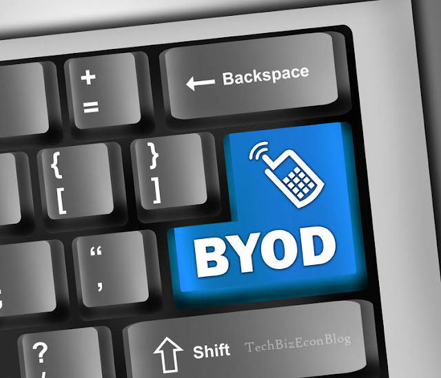 Top 5 BYOD Blunders When Trying To Realize The Productivity Potential of BYOD