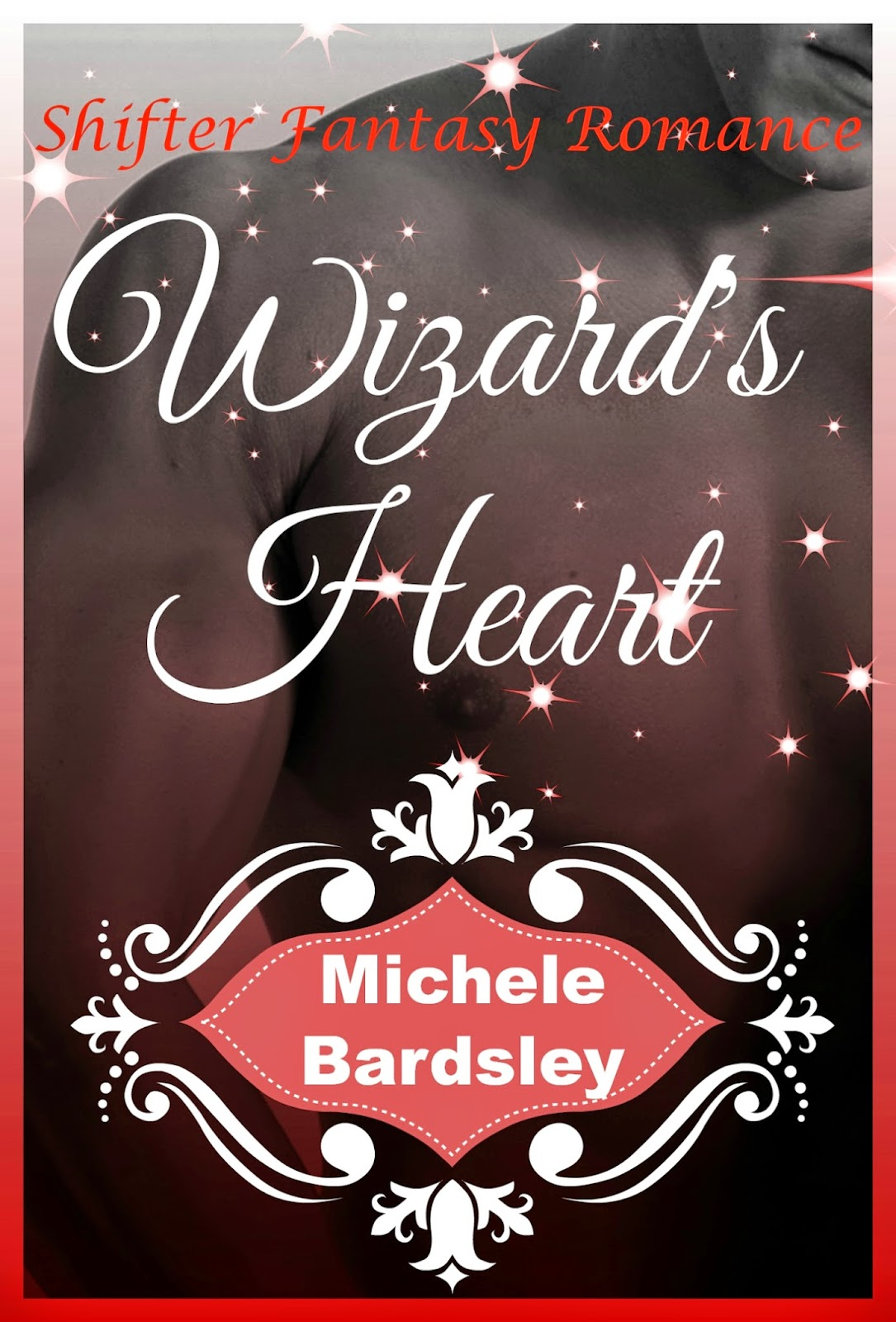 Wizard's Heart is the sequel to Wizard's Mate by Michele Bardsley.