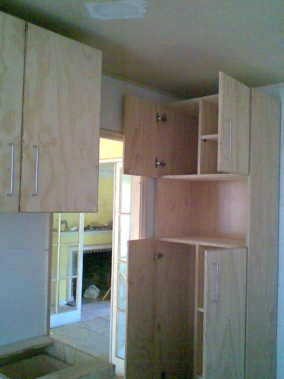 Como Hacer Muebles De Cocina. Plano Mueble Cocina Alacena De ...
