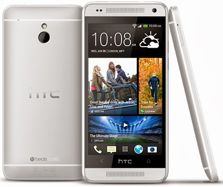 HTC One Mini 4.3 inch Android Jelly Bean Harga 5 Jutaan