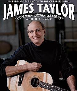 Conciertos de James Taylor en Madrid, Bilbao y Barcelona en Mayo