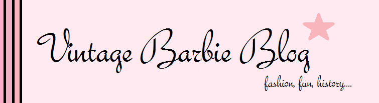 Vintage Barbie Blog