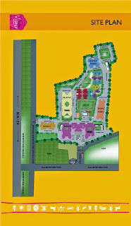 Amrapali village-II :: Site Plan